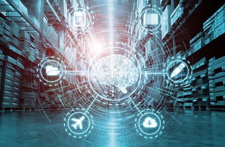 Supply chain logistics digitalisation