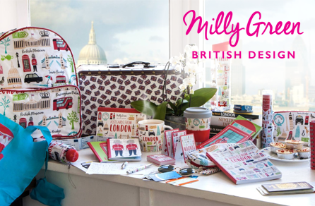Milly Green Retail Products