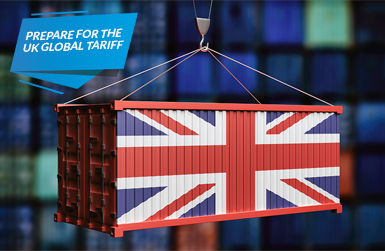 UK Global Tariff