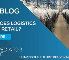 fashion logistics in retail