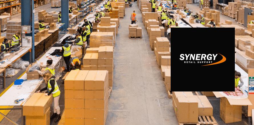 Ecommerce warehouse operation